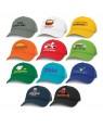 5 Panel Custom Printed Mesh Caps