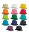 Chelsea Cotton Promotional Bucket Hats