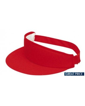 Printed Cotton Visors