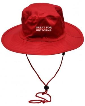 Custom Surf Hats With Breakaway Straps