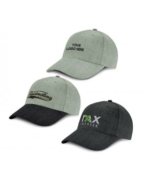 Deluxe Embroidered Cotton Caps