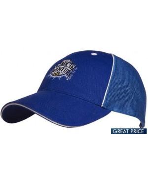 Branded High Tech Mesh Caps