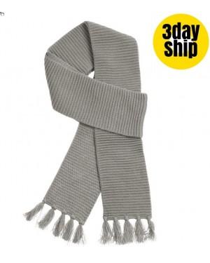 Promotional Knit Scarves