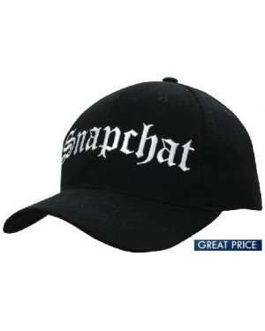 Personalised Snap Back Caps