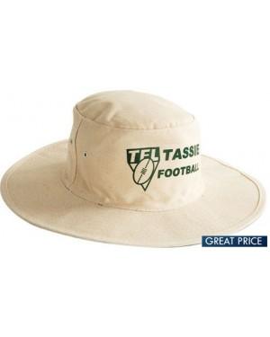 Canvas Cricket Hat