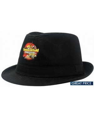 Promotional Cotton Twill Fedora
