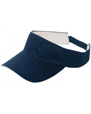Embroidered Peak Visors