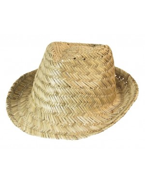 Fedora Straw Hats