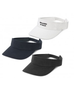 Florida Logo Branded Cotton Visors