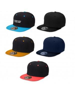 Kids Personalised Street Snapback Caps