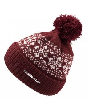 Traditional Winter Style Promo Beanies